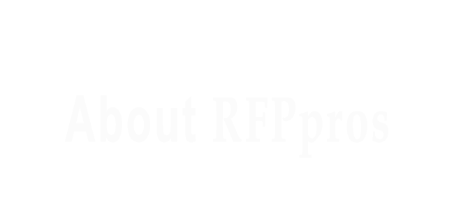 About RFPpros